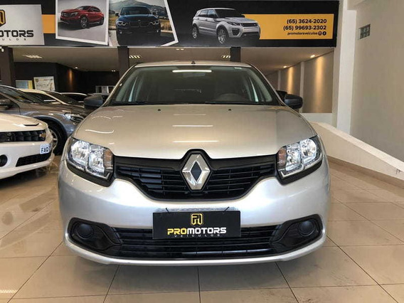 Renault Logan Authentique 1.0 16v 2019