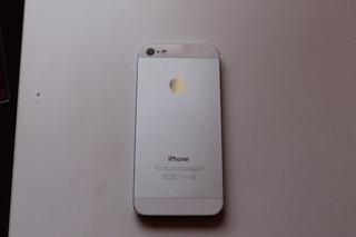 iPhone 5 16gb Prata Usado Perfeito