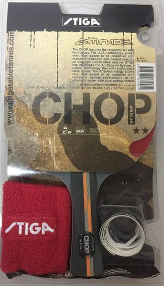 Raqueta Pin Pon Stiga Chop 2** Sy Co36