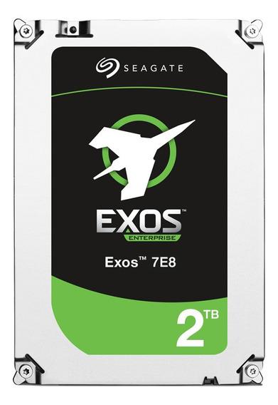Hd Seagate Exos 7e8 3.5 Sas 2tb