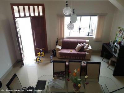 Casa Para Venda Em Regente Feijó, Centro, 3 Dormitórios, 3 Suítes, 3 Banheiros - 502747