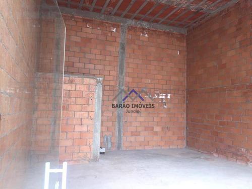 Imagem 1 de 4 de Loja Para Alugar, 49 M² Por R$ 2.900,00/mês - Horto Santo Antonio - Jundiaí/sp - Lo0009