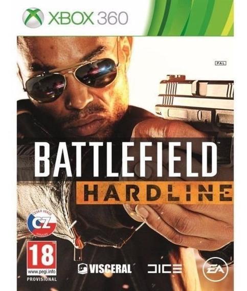 Jogo Battlefield Hardline Xbox 360