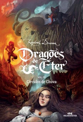 Imagem 1 de 7 de Dragões De Éter - Círculos De Chuva - Volume 3