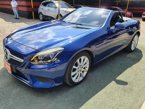 Mercedes Benz Slc 200 2017 Tp Convertible