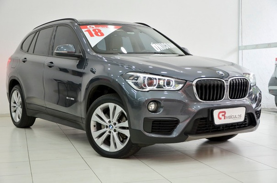 Bmw X1 2.0 Turbo Activeflex Sdrive 20i 4p Automático 2018
