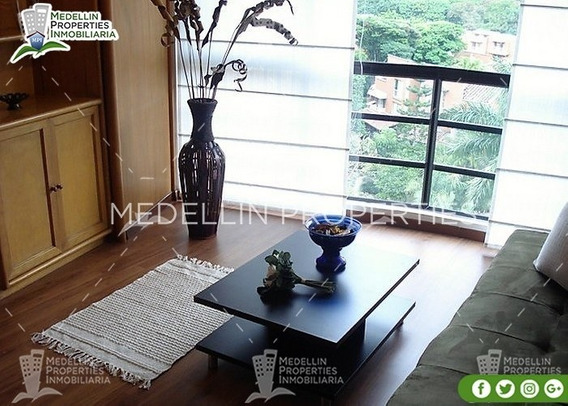Apartamentos Y Casas Amobladas Por Dias En Envigado Cód: 414