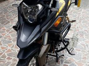 Vendo Hermosa Moto Como Nueva Unico Dueño, Con Accesorios