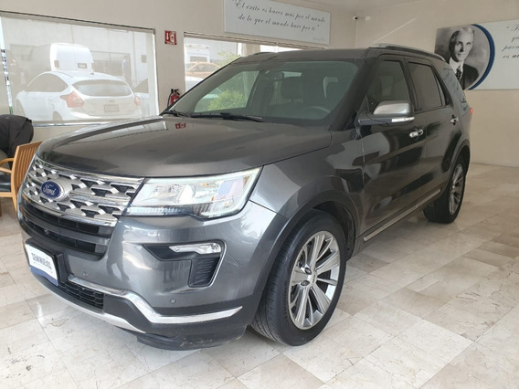 Ford Explorer Limited 4x2 2018