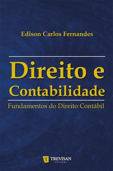 Direito E Contabilidade - Fundamentos Do Direito Contábil