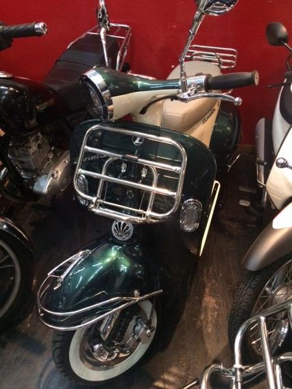 Zanella Mod 150 Scooter Vintage
