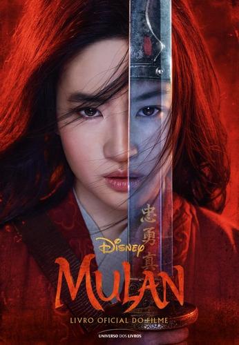 Mulan - O Livro Oficial Do Filme