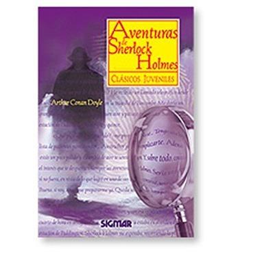 Aventuras De Sherlock Holmes Colección Clásicos Juveniles