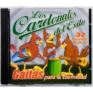 Cd Original De Cardenales Del Éxito 32 Super Éxitos Nuevo.