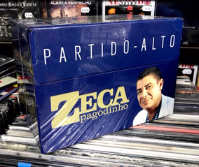 Box Zeca Pagodinho - Partido Alto (20 Cds) Frete Gratis