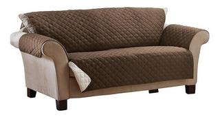 Sofa Saver 3 Cuerpos - Tevecompras Protector Tapicería Sofá