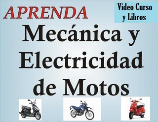 Curso Mecanica Y Electricidad De Motos - Por Email
