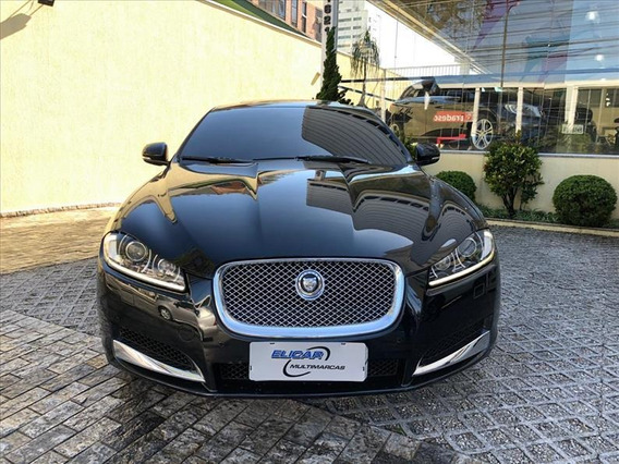 Jaguar Xf 2.0 Luxury Turbocharged Gasolina 4p Automatico