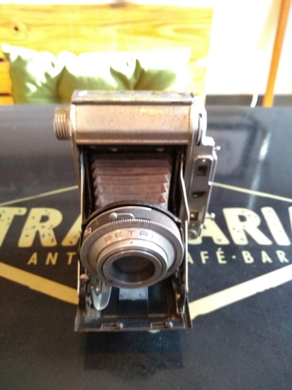 Câmera Fotográfica Antiga Petri Anastigmat