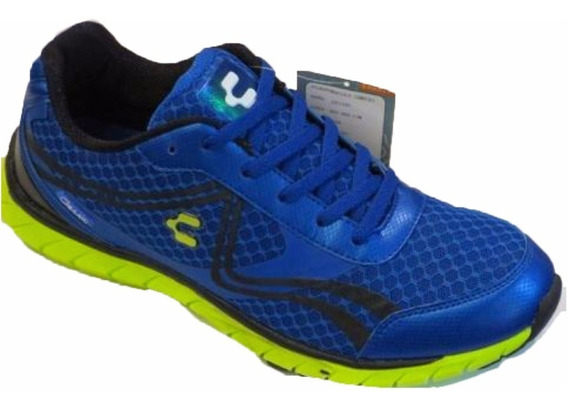 Tenis Charly Clasico Ligero Azul 27 Cm 1021495 Johnsonshoes