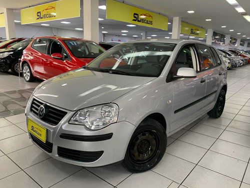 Volkswagen Polo 1.6  Total Flex 5p 2009