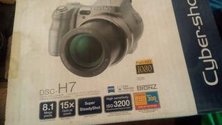 Cámara Sony Dsc H7