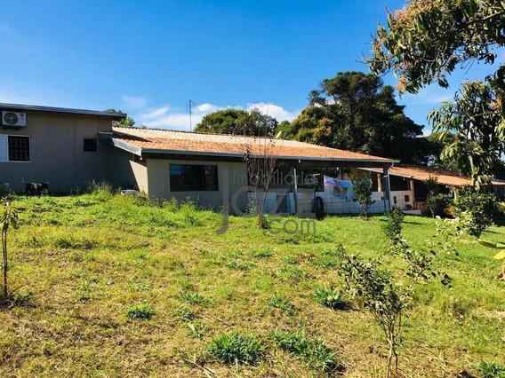 Chácara Com 2 Dormitórios (1 Suíte) À Venda, 1640 M² Por R$ 450.000 - Parque Dante Marmiroli - Sumaré/sp - Ch0071
