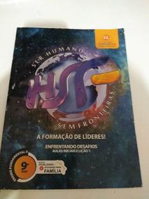 Ser Humano Sem Fronteiras Enfrentando Desafios Aulas Licoa1