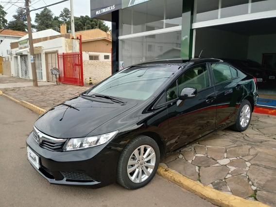 Honda Civic 1.8 Lxs 2014 Automático