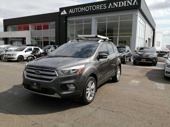 Ford Escape Se Automática Secuencial Awd 2.0 2017 461