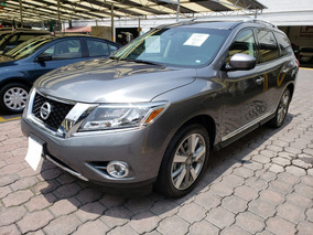 Nissan Pathfinder Exclusive Awd 2015 Impecable !!!!!!!!!!!!