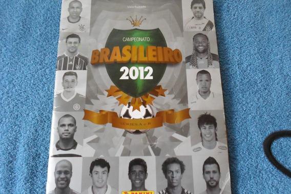 Álbum Camp. Brasileiro 2012 Completo (+ Envelope Lacrado)