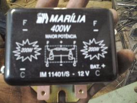 Rele Duplo Farol Universal 400w 11401 Mariilia