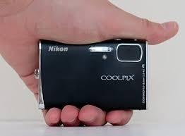 Camera Nikon S51 8mp Importada Tudo Original