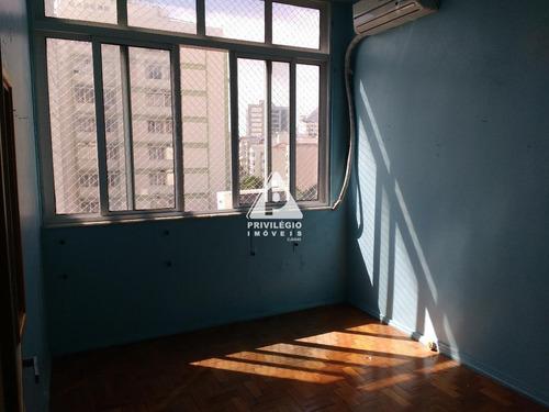 Apartamento À Venda, 3 Quartos, Catete - Rio De Janeiro/rj - 31487