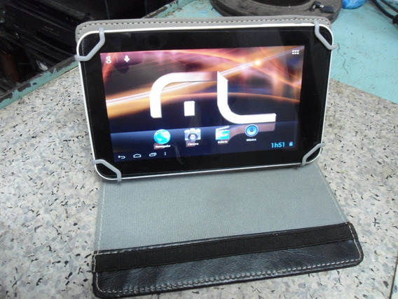 Tablet Multilaser 7 Com Capa E Carregador