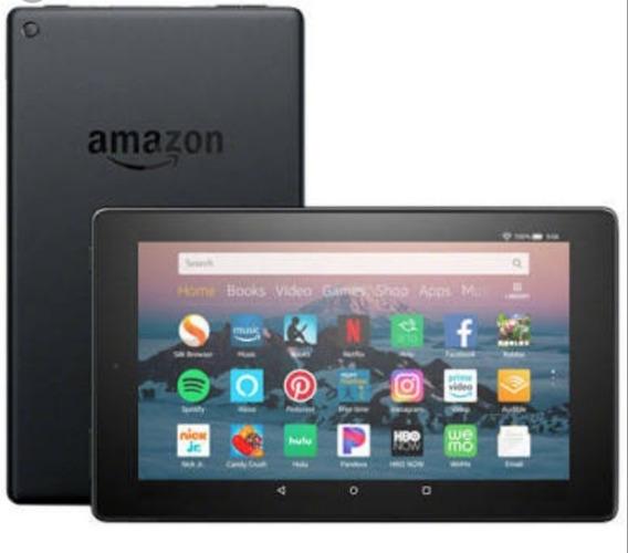 Tablet Amazon Fire 10 + Teclado + Capa + Caneta + Sd 2gb