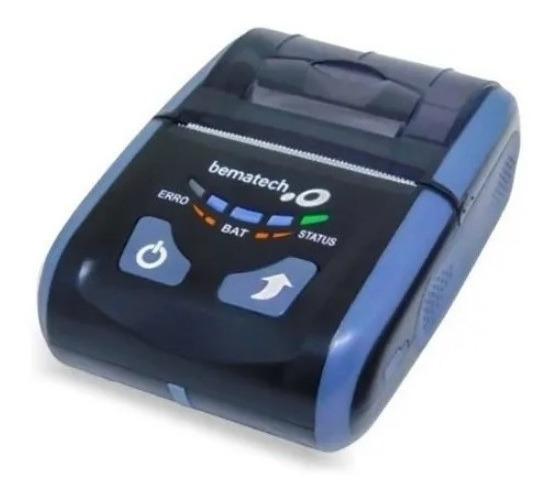 Impressora De Cupom Portátil Bematech Pp 10w - Wi-fi