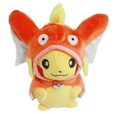 Peluche Pikachu Cosplay Magikarp Pokemon Center