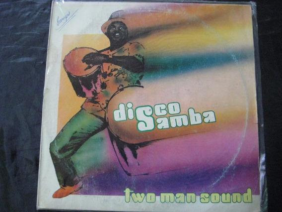 Disco Samba - Two Man Sound - Lp Vinilo Laferrere-ba