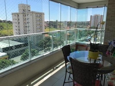 Apartamento Residencial À Venda, Urbanova, São José Dos Campos - . - Ap1674