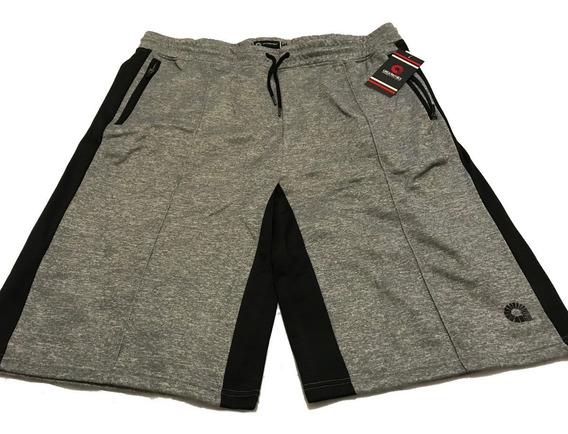 Shorts Pants Invierno Akademiks Gris 4xl Y 5xl