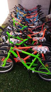 Bicicleta Cross Varon Kelinbike Rod 20 Naranja - Racer Bikes