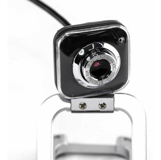 Camara Webcam Usb Microfono Zoom Skype Videochat Pc Full