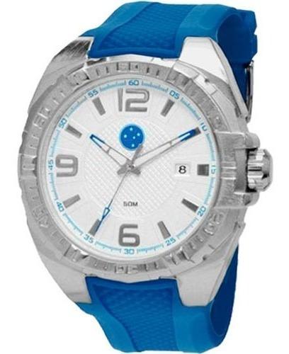 Relógio Oficial Do Cruzeiro Original Cru2315aa/8k By Technos