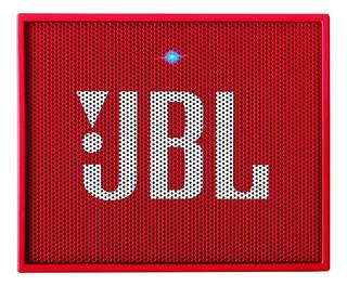 Parlante JBL Go portátil inalámbrico Red