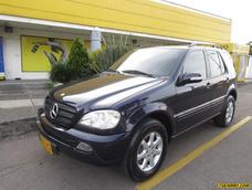 Mercedes Benz Clase Ml 320 3.2 At 5 Psj