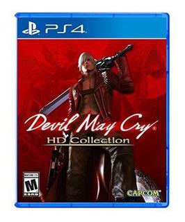 Devil May Cry Hd Collection Ps4 Nuevo Y Sellado Entrega Ya