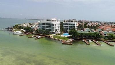 Garden House En Venta Cancún Desarrollo Isla Náutica