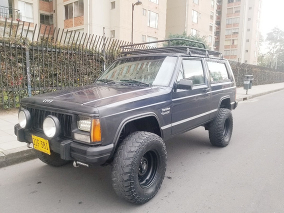 Jeep Cherokee Renegade 1996